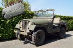 Willys M38a1 jeep ( Geen Nekaf ) 1954 4X4 Origineel USA M38a1 Jeep  -Te Koop ,For Sale, Zum Verkauf